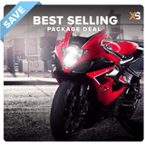 Suzuki GSX-R HID Xenon Package Deal
