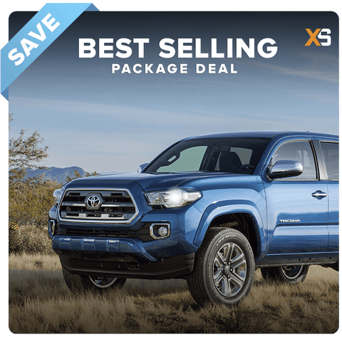 Toyota Tacoma HID Xenon Headlight Package Deal