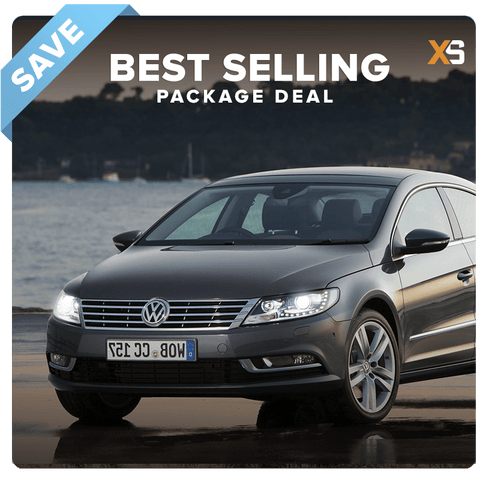 Volkswagen CC HID Xenon Headlight Package Deal