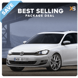 Volkswagen Jetta HID Xenon Headlight Package Deal