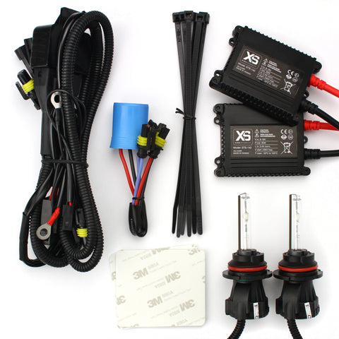 9007 XS Bi-Xenon HID Conversion Kit
