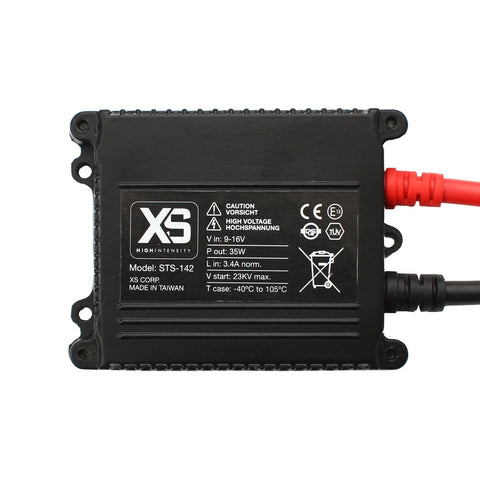 Slim AC Digital Ballast