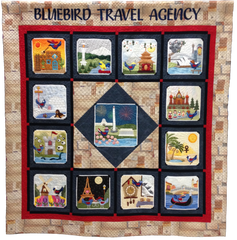 Bluebird Travel Agency