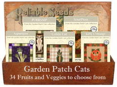 Garden Patch Cats