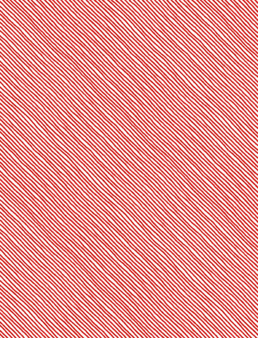 Sing Your Song Diagonal Stripes Red