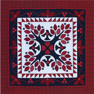 American Heartwood  Pattern - StoryQuilts.com