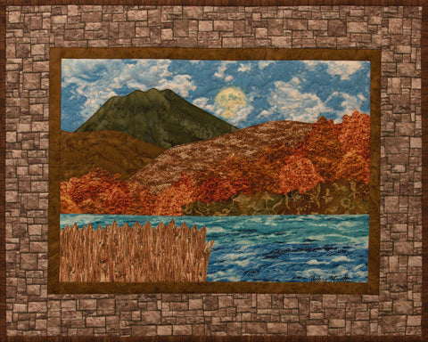 River View  Pattern - StoryQuilts.com