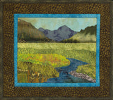 Yellowstone Valley  Pattern - StoryQuilts.com