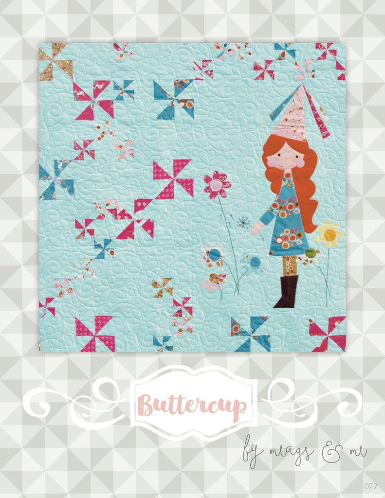 Buttercup by Meags and Me  Pattern - StoryQuilts.com