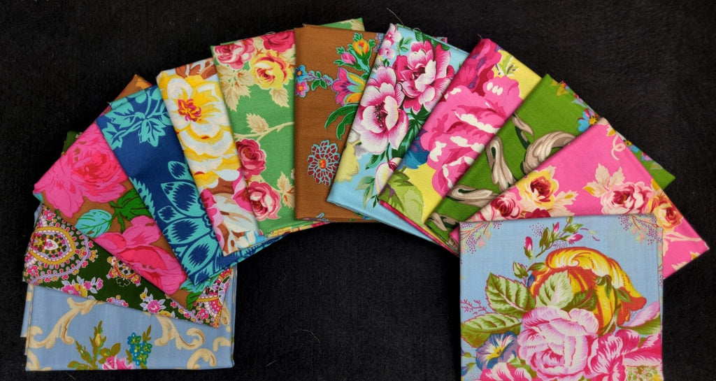 12 Classic Fat Quarters from Jennifer Paganelli for Free Spirit  Fabric - StoryQuilts.com