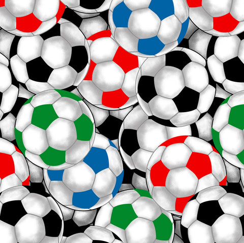 Multi Packed Soccer Balls
