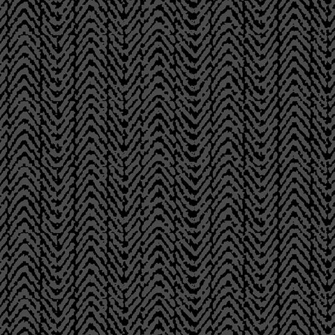 Bear Essentials 3 - Black Zenith  Fabric - StoryQuilts.com