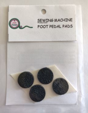 Sewing Machine Foot Pedal Pads  Notion - StoryQuilts.com