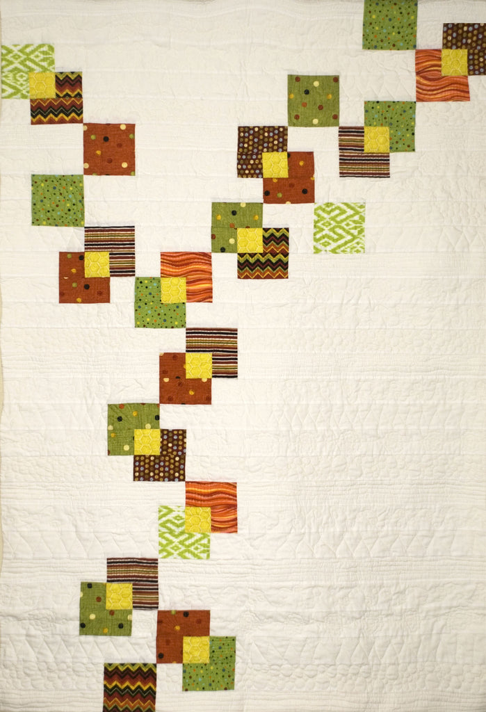 Hopscotch  Pattern - StoryQuilts.com