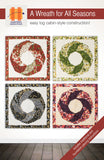 A Wreath for all Seasons  Pattern - StoryQuilts.com