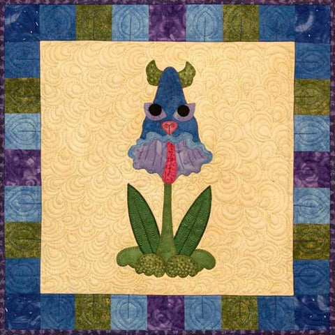Dogitalis  Pattern - StoryQuilts.com