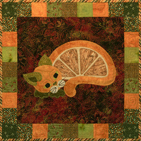 Sourpuss - Garden Patch Cats  Pattern - StoryQuilts.com