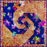 Dancing Leaves  Pattern - StoryQuilts.com