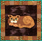 Tator Puss - Garden Patch Cats  Pattern - StoryQuilts.com