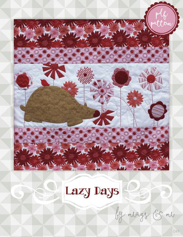 Lazy Days by Meags and Me  Pattern - StoryQuilts.com