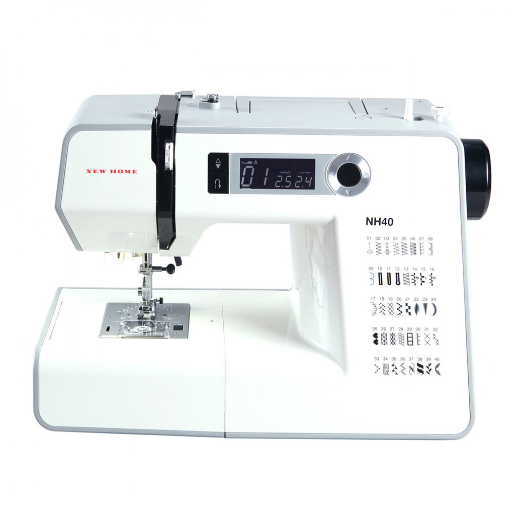 New Home Computerized Sewing Machine - Model NH40