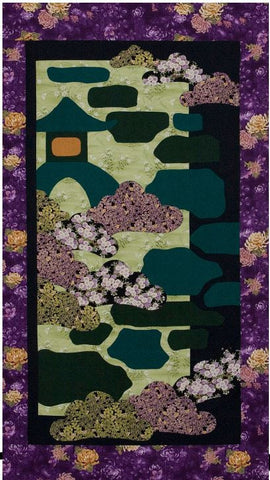 Postcards from Japan -Tea Garden  Pattern - StoryQuilts.com