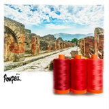 Color Builder 3pc Set Pompeii Red  Thread - StoryQuilts.com