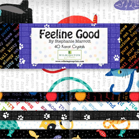 Feeline Good - 2-1/2in Strips