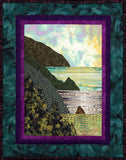 Rocky Coast  Pattern - StoryQuilts.com