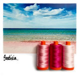 Color Builder 3pc Set Sardinia Pink  Thread - StoryQuilts.com