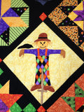 Happy Halloween  Pattern - StoryQuilts.com