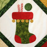 Merry Christmas!  Pattern - StoryQuilts.com