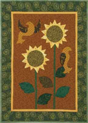 Kit - Sunbirds  Kit - StoryQuilts.com