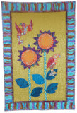 Sunbirds  Pattern - StoryQuilts.com