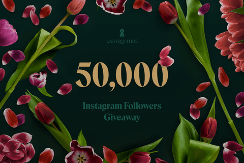 50k Instagram Followers Giveaway - 5 Winners get $50 in Store Credit!