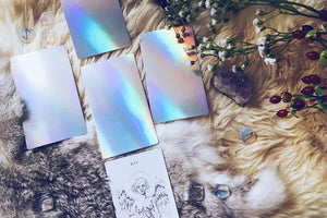 A Full Moon in Sagittarius Tarot Spread