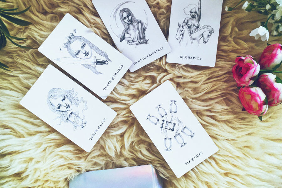 A Full Moon Tarot Spread to Add to Your Full Moon Ritual