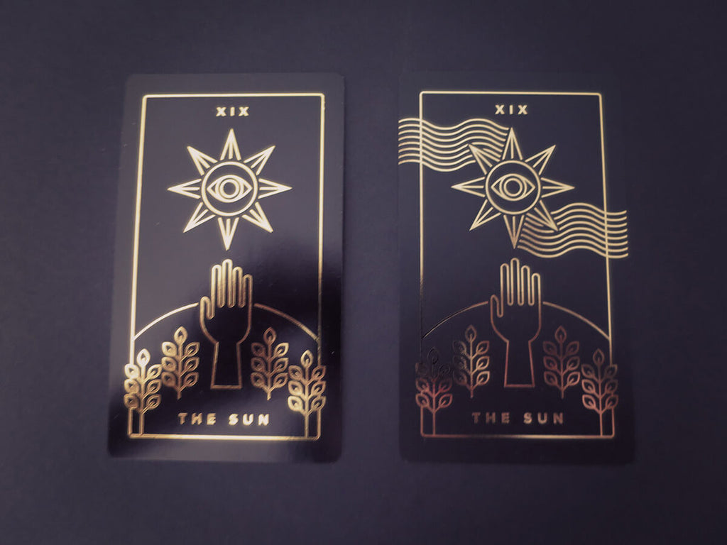 Golden Thread Tarot Second Edition Deck Now Available