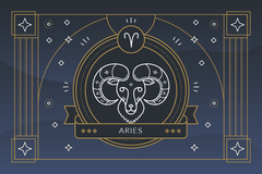 The Zodiac Sign Aries Symbol - Personality, Strengths, Weaknesses