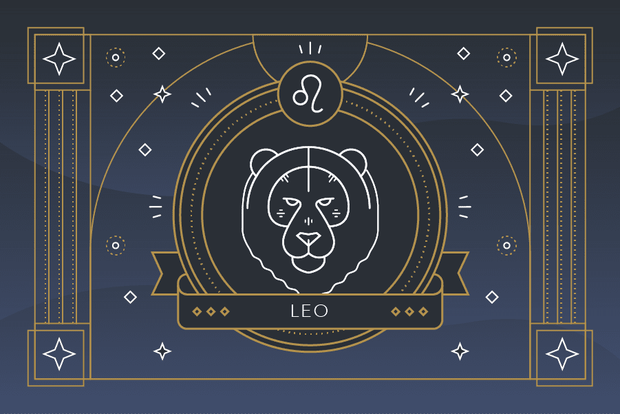The Zodiac Sign Leo Symbol - Personality, Strengths