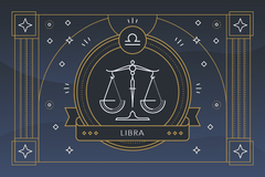 The Zodiac Sign Libra Symbol - Personality, Strengths, Weaknesses