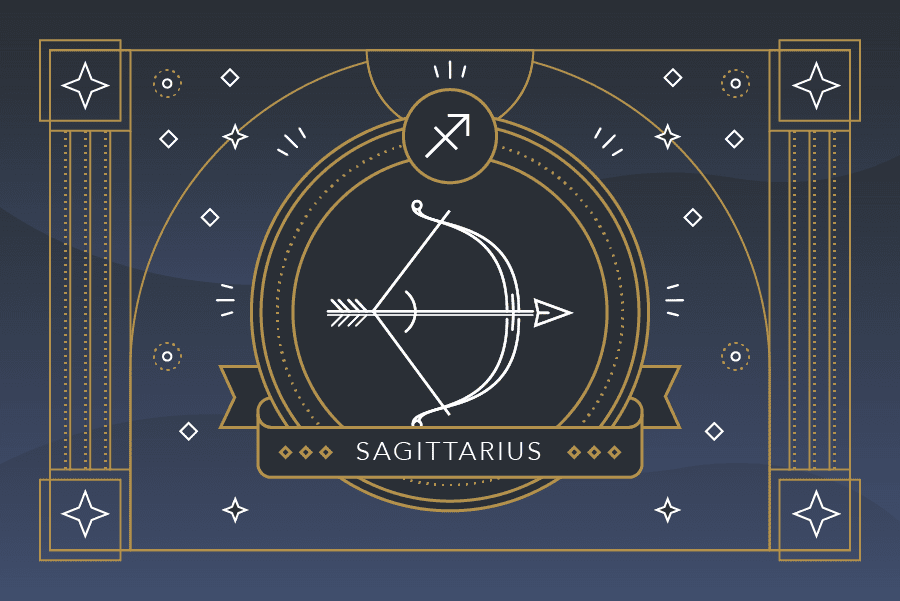 The Zodiac Sign Sagittarius Symbol - Personality, Strengths
