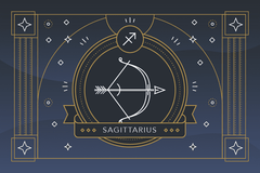 The Zodiac Sign Sagittarius Symbol - Personality, Strengths, Weaknesses