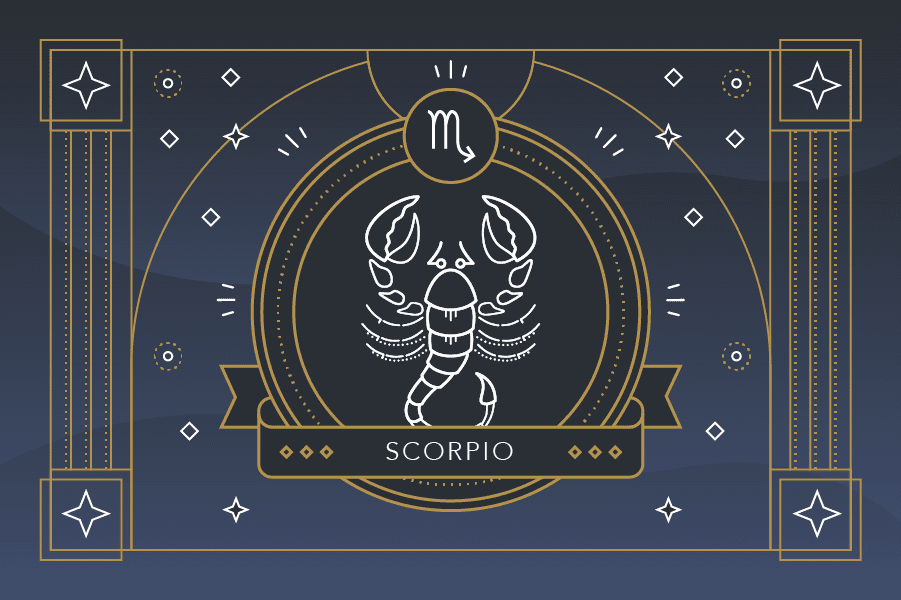 The Zodiac Sign Scorpio Symbol - Personality, Strengths