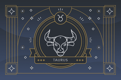 The Zodiac Sign Taurus Symbol - Personality, Strengths, Weaknesses