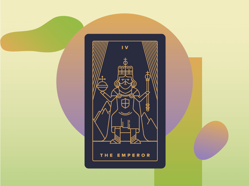 The Emperor Meaning - Major Arcana Tarot Card Meanings