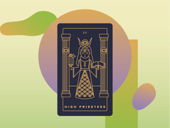 The High Priestess Meaning - Major Arcana Tarot Card Meanings