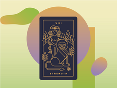 Strength Meaning - Major Arcana Tarot Card Meanings