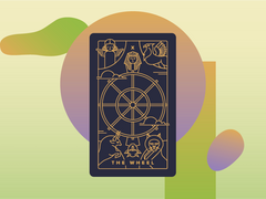 The Wheel of Fortune Meaning - Major Arcana Tarot Card Meanings