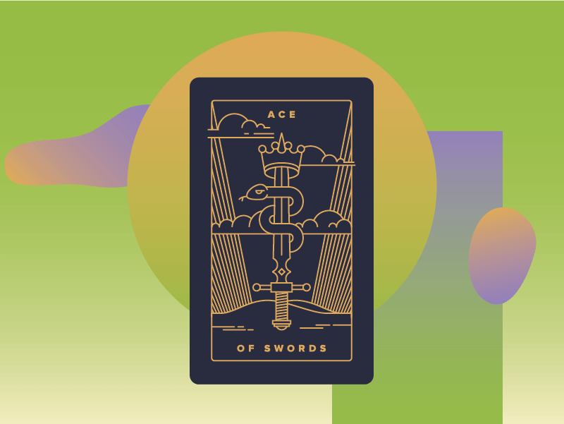 Ace of Swords Meaning - Tarot Card Meanings